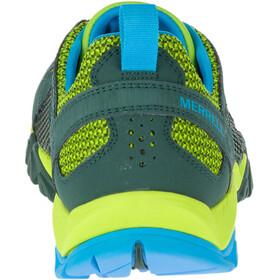 Merrell Tetrex Rapid Crest Shoes Men Lime